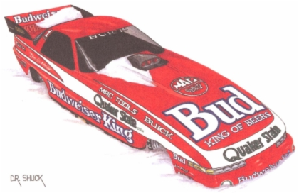 Buick Funny Car